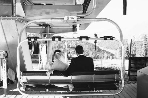 Anna + John | Arapahoe Basin Wedding Colorado